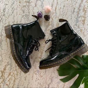 Dr Martens Airwalk Combat Boots
